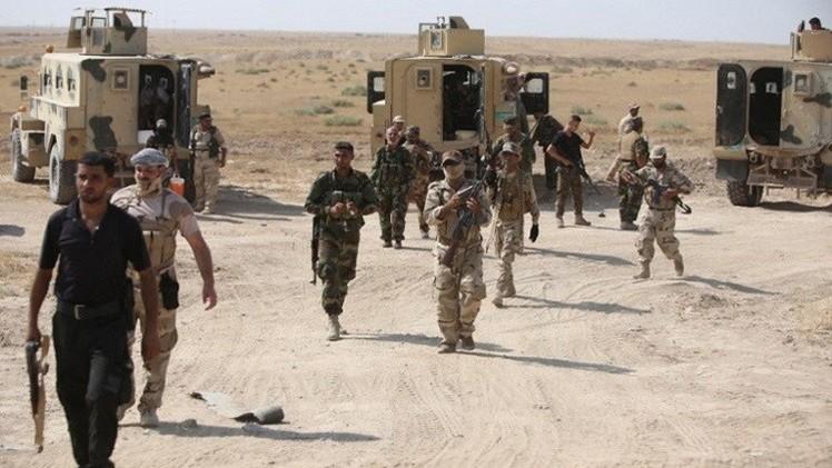 القوات العراقية تعلن مقتل نحو 40 مسلحا ينتمون لـ