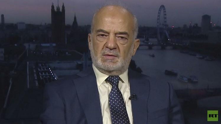 الجعفري لـ RT : لن نسمح بوجود قواعد أو قوات برية أجنبية في العراق
