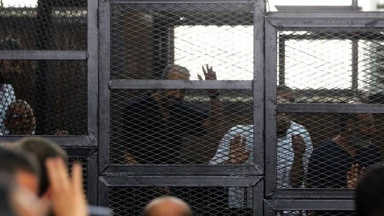 مصر: السجن 15 عاما بحق البلتاجي وحجازي والمذيع أحمد منصور