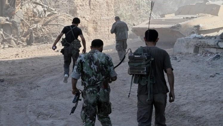 مراسلنا: الجيش السوري يسيطر بالكامل على وادي عين ترما بريف دمشق