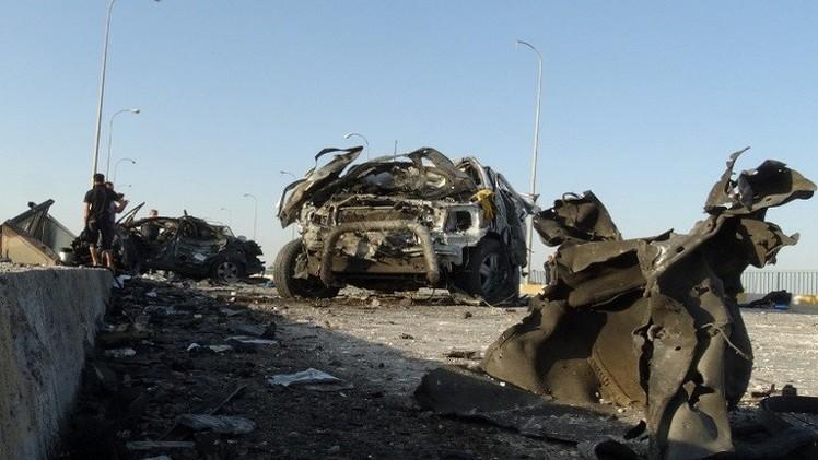 مقتل 14 عراقيا بتفجيرات في صلاح الدين
