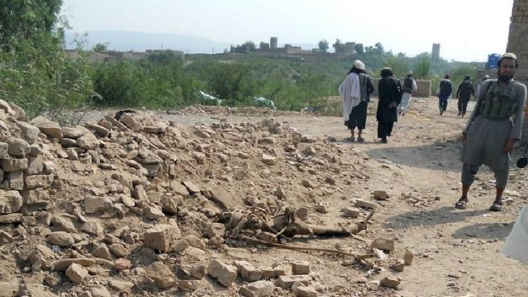 قتيلان بهجوم لطائرة أمريكية بدون طيار في باكستان