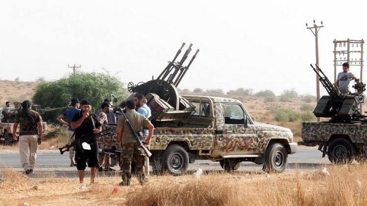 ليبيا: مقتل 6 مدنيين جراء القصف العشوائي جنوب طرابلس