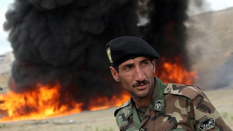 مقتل 7 أشخاص بتحطم طائرة للشرطة الإيرانية (فيديو)