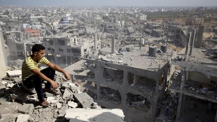 القاهرة تستضيف مؤتمر إعادة إعمار غزة