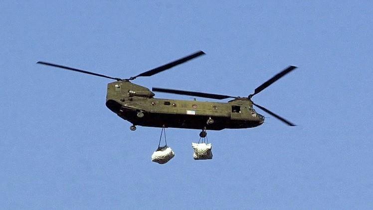 الجيش الأمريكي ينفذ عملية إنزال في العراق