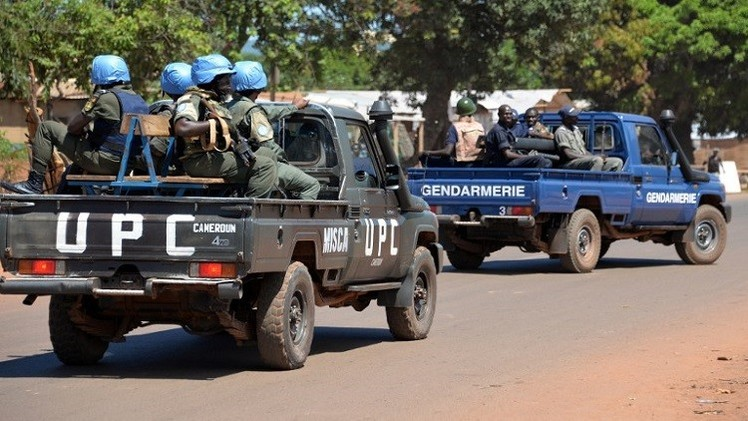 مقتل شخصين وإصابة 6 من قوات حفظ السلام في إفريقيا الوسطى