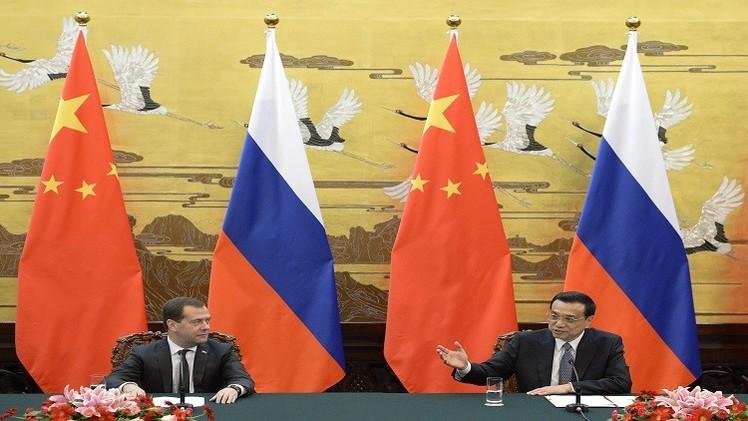 رئيس وزراء الصين يزور روسيا