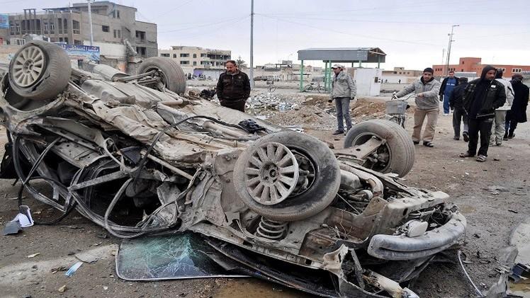 مقتل قائد شرطة محافظة الأنبار في العراق أحمد الدليمي بعبوة ناسفة في الرمادي