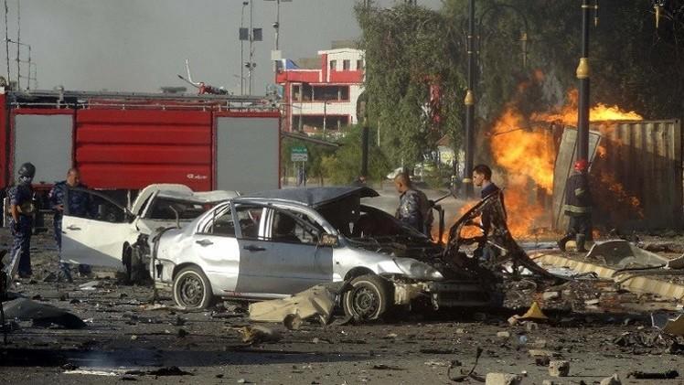 مقتل 31 عراقيا في انفجارات استهدفت شمال بعقوبة وجنوبها