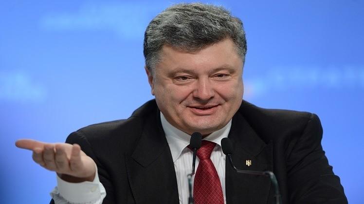 الرئيس الاوكراني: قريبون جدا من التوصل الى اتفاق حول الغاز مع روسيا