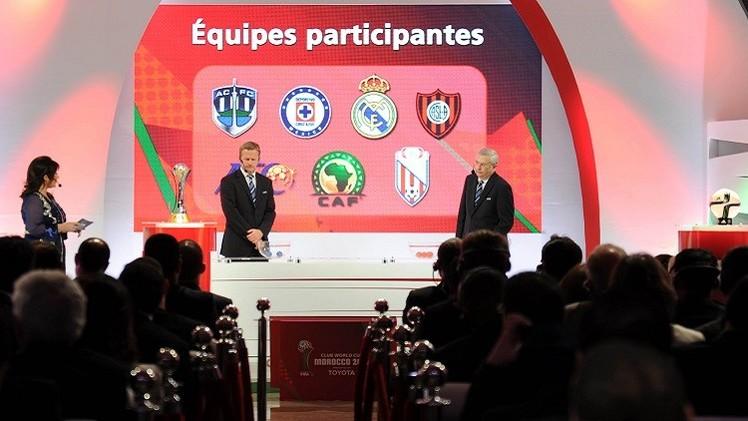 التطواني المغربي يقص شريط مونديال 2014 للأندية بالمغرب