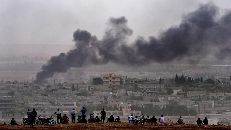 تراجع حدة القتال في عين العرب