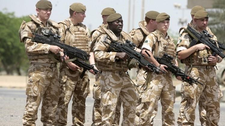 بريطانيا ترسل عسكريين الى أربيل لتدريب البيشمركة
