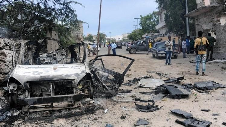 مقتل 6 أشخاص بتفجير في العاصمة الصومالية مقديشو