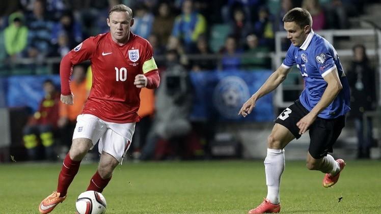 إنكلترا تفوز على إستونيا بشق الأنفس في تصفيات كأس أوروبا