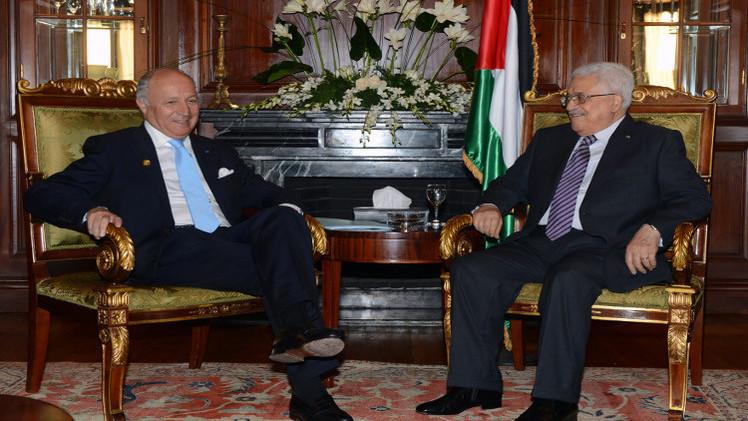 اجتماع مشترك للحكومتين الفرنسية والفلسطينية مطلع العام المقبل بباريس