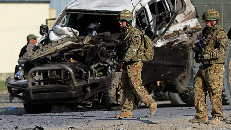 مقتل 22 من الجيش والشرطة الأفغان في هجوم مسلح