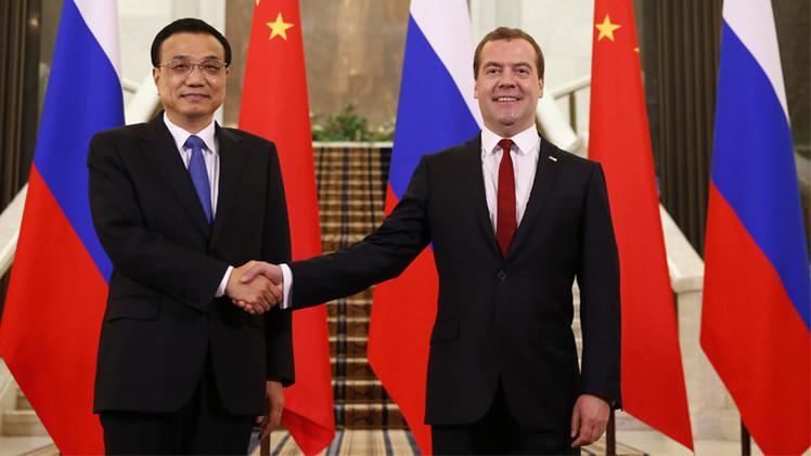 روسيا والصين نحو تعزيز التعاون الاقتصادي