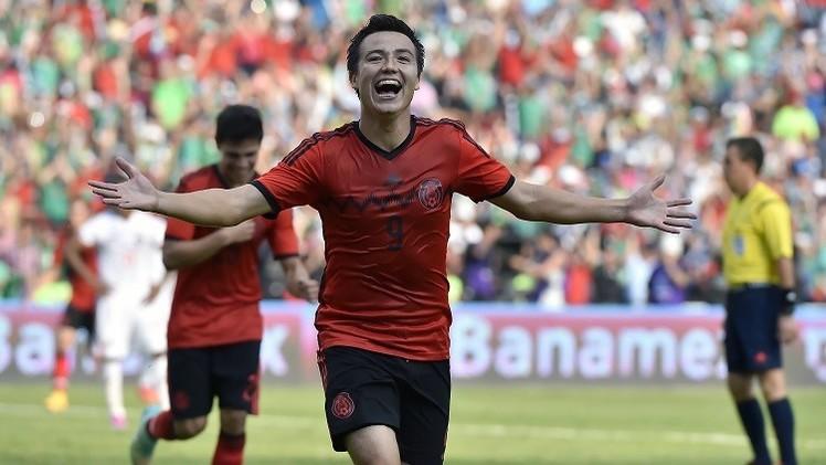 بالفيديو.. المكسيك تفوز على بنما بهدف توريس