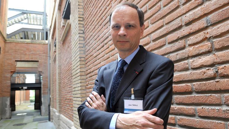 جائزة نوبل في الاقتصاد لعام 2014 من نصيب الفرنسي جان تيرول