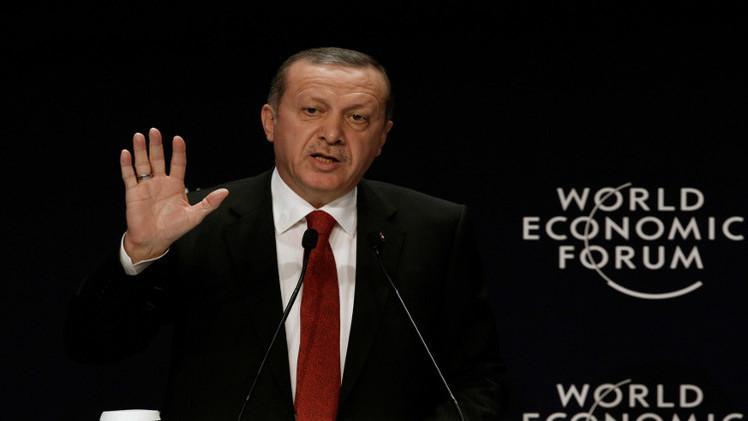أردوغان: ليس لدينا أطماع في أراضي الدول الأخرى