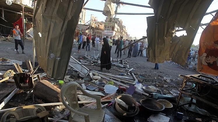 مقتل أكثر من 20 شخصا بتفجيرات في بغداد