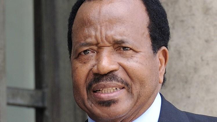 رئيس الكاميرون يتعهد بالقضاء على