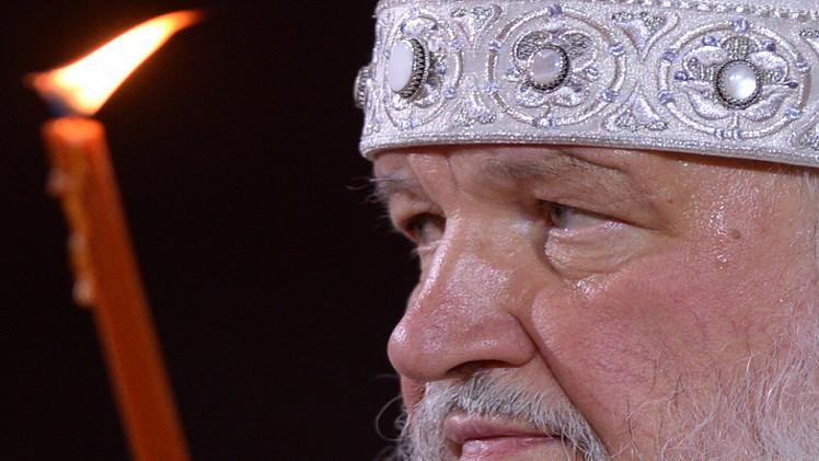 البطريرك كيريل يطلب من الرئيس العراقي حماية المسيحيين