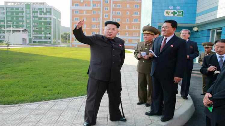 بعد غياب أثار التكهنات.. زعيم كوريا الشمالية يظهر للعلن