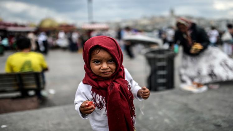 الأمم المتحدة تخفض مساعداتها الغذائية للاجئين السوريين 40%