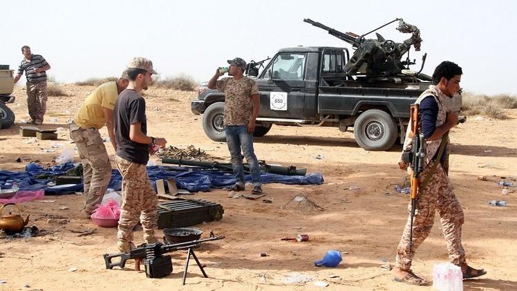 ليبيا.. ارتفاع حصيلة المعارك حول ككلة إلى أكثر من 35 قتيلا