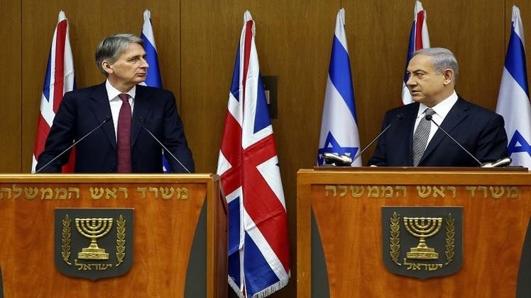 لندن: اعتراف برلمان بريطانيا بفلسطين يجب أن يثير قلق إسرائيل