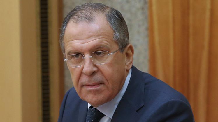 لافروف: العقوبات الغربية ضد روسيا غير مشروعة