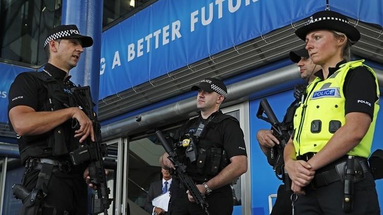بريطانيا تحتجز 6 أشخاص بشبهة الإرهاب