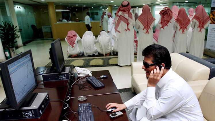 هبوط بورصتي السعودية ودبي خلافا لبورصة قطر