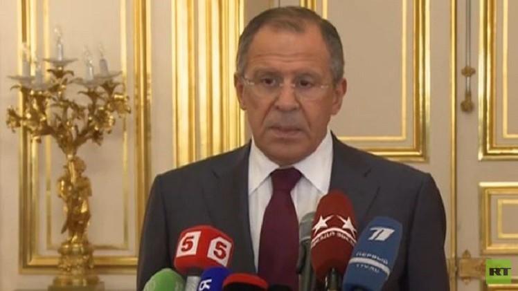 لافروف: بإمكان موسكو وواشنطن التعاون بصورة أكثر فعالية في مكافحة الإرهاب