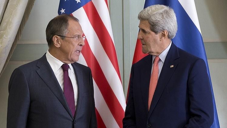 لافروف: على واشنطن حث كييف على تطبيق اتفاقيات مينسك