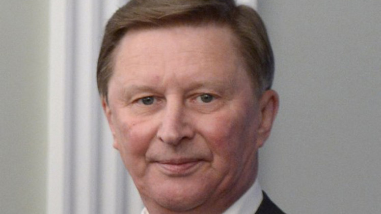 إيفانوف: روسيا يمكن أن تكون ضامنا لاتفاق سلام نهائي في أوكرانيا