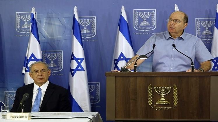 يعلون: الدولة الفلسطينية لن تقام أبدا وعباس ليس شريكا للسلام