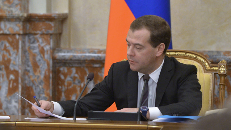 مدفيديف: قد تشغل دول أخرى مواقع أوروبا في السوق الروسية