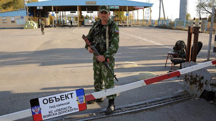 مقتل 4 مدنيين في قصف الجيش الأوكراني لمناطق شرق البلاد