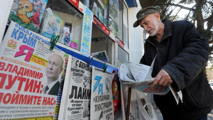 تقليص حصة الأجانب في رأس مال وسائل الإعلام الروسية