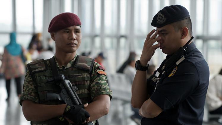 ماليزيا.. اعتقال 13 شخصا يشتبه بصلتهم  بـ