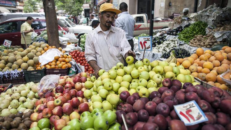 ارتفاع إنتاج مصر من الحبوب واللحوم والفاكهة العام الماضي