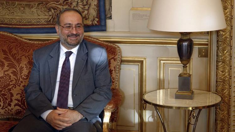 الائتلاف السوري المعارض يعيد انتخاب أحمد طعمة رئيسا للحكومة المؤقتة