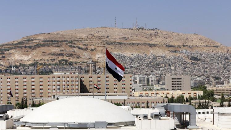 دمشق تحذر من المنطقة العازلة وتدعو لوضع حد لانتهاكات أنقرة