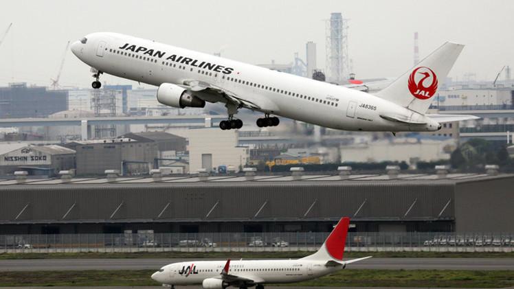 محاولة اغتصاب تجبر رحلة طيران يابانية على الهبوط الاضطراري