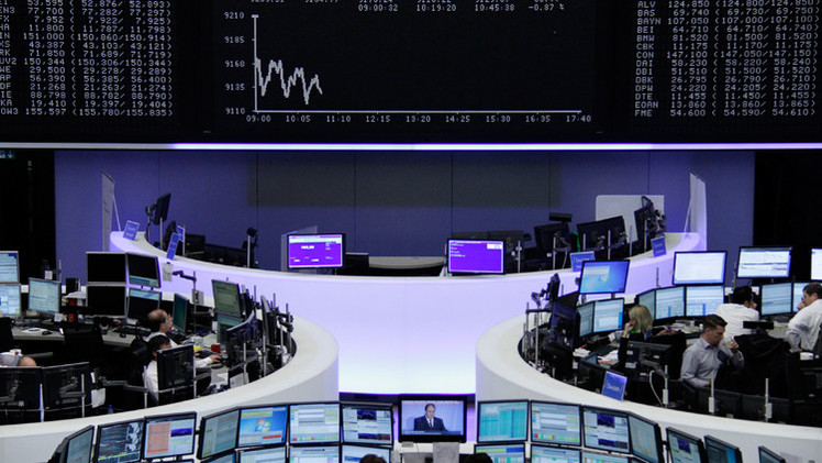 تراجع أسهم أوروبا مع هبوط أسعار النفط عالميا