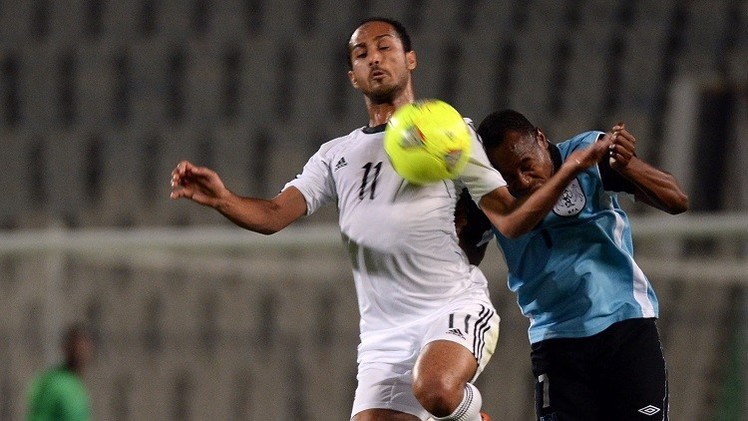 مصر تعزز فرصها ببلوغ نهائيات كأس أمم إفريقيا
